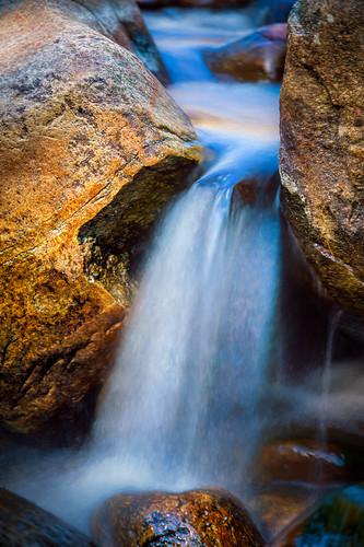 water adirondacks landscape waterfall river nature wilmington newyork unitedstates