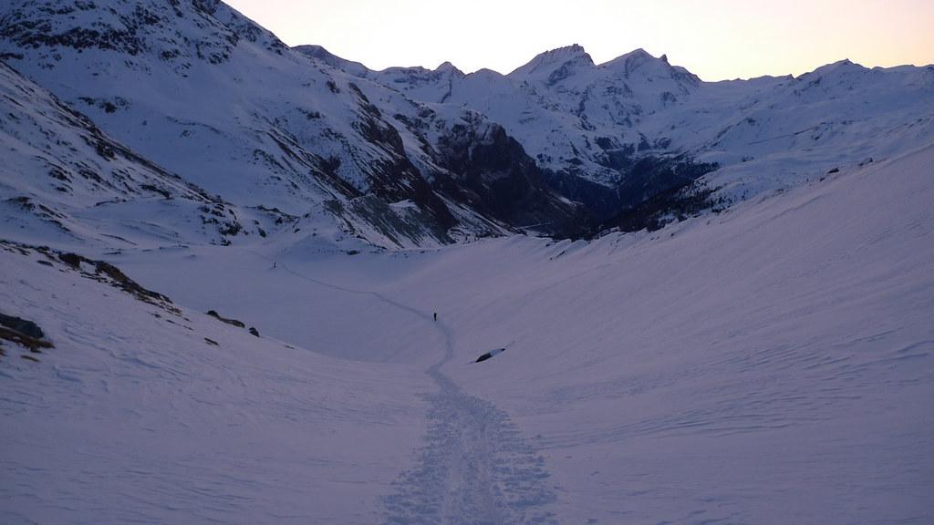Mont Durand / Arbenhorn Walliser Alpen / Alpes valaisannes Schweiz foto 07