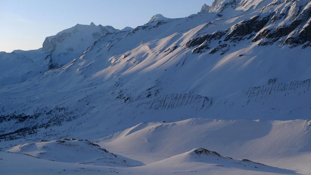 Mont Durand / Arbenhorn Walliser Alpen / Alpes valaisannes Schweiz foto 10
