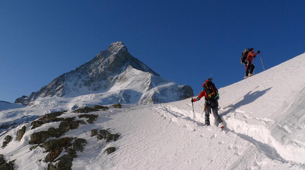 Mont Durand / Arbenhorn Walliser Alpen / Alpes valaisannes Schweiz foto 15