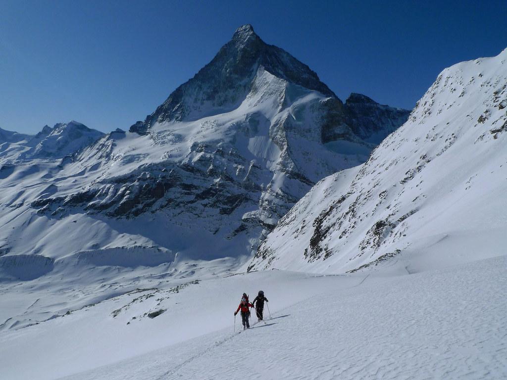Mont Durand / Arbenhorn Walliser Alpen / Alpes valaisannes Schweiz foto 23