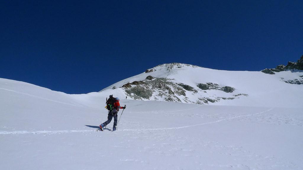 Mont Durand / Arbenhorn Walliser Alpen / Alpes valaisannes Schweiz foto 38