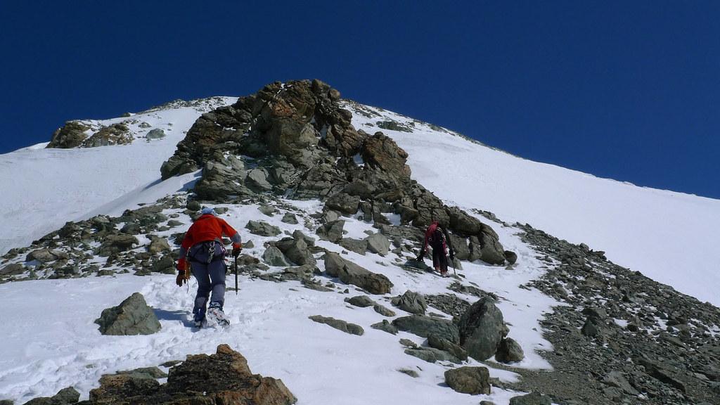 Mont Durand / Arbenhorn Walliser Alpen / Alpes valaisannes Schweiz foto 42