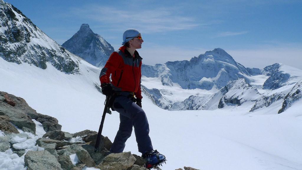 Mont Durand / Arbenhorn Walliser Alpen / Alpes valaisannes Schweiz foto 40