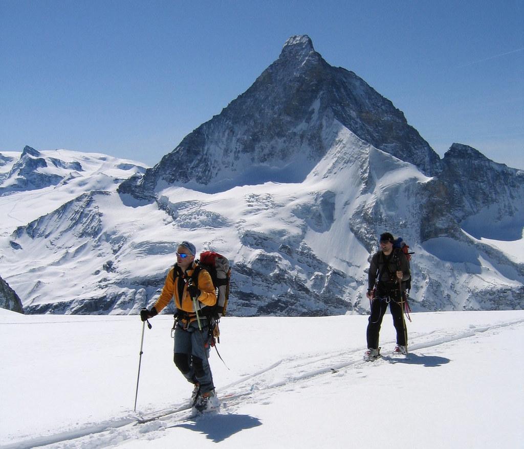 Mont Durand / Arbenhorn Walliser Alpen / Alpes valaisannes Schweiz foto 35