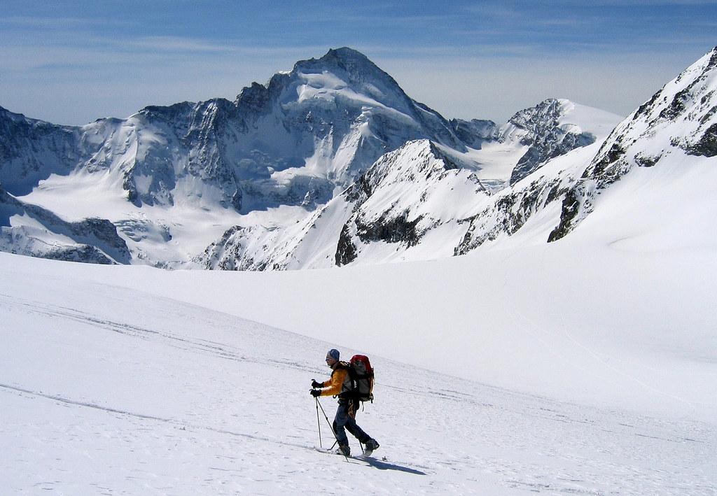 Mont Durand / Arbenhorn Walliser Alpen / Alpes valaisannes Schweiz foto 32