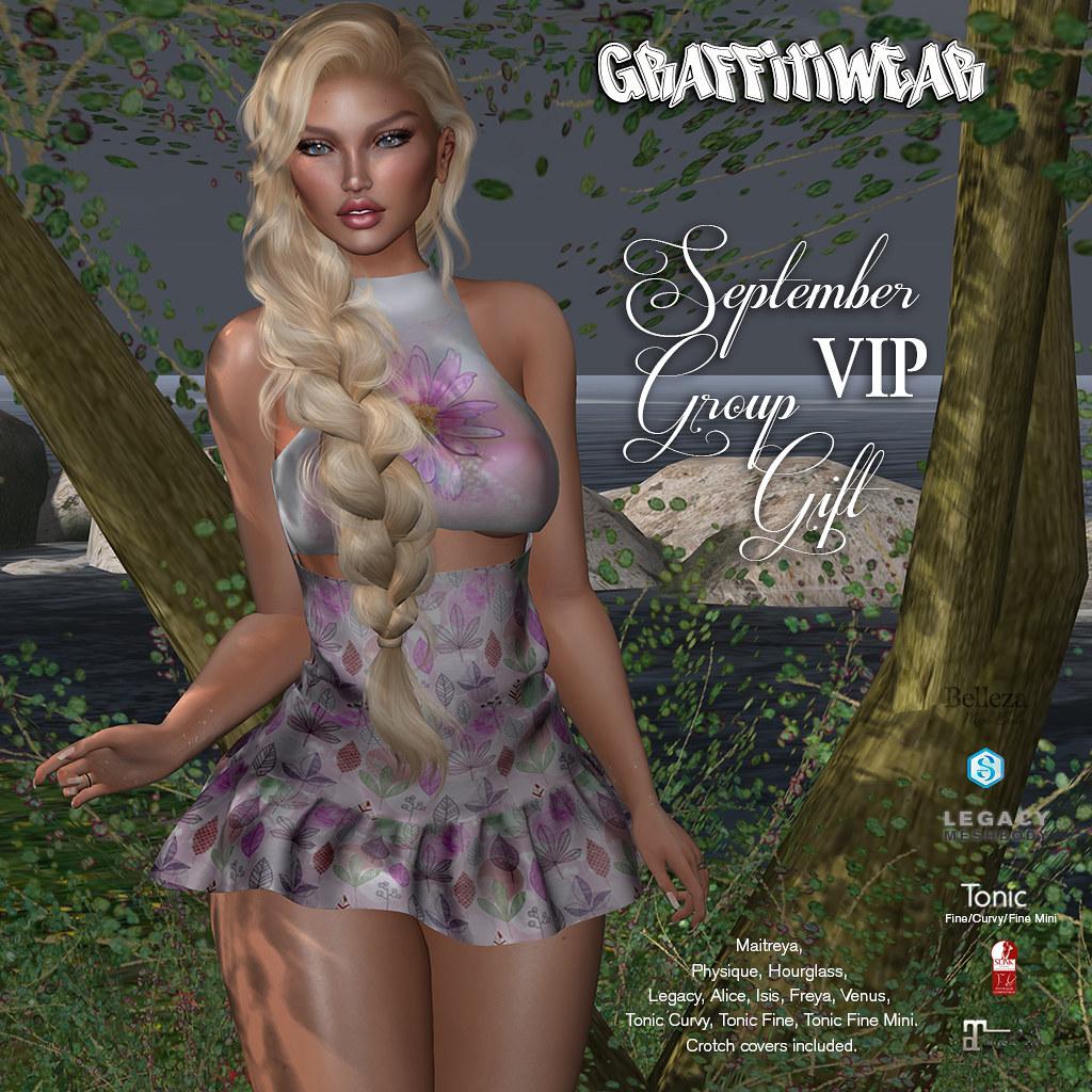 September 2020 VIP Group Gift