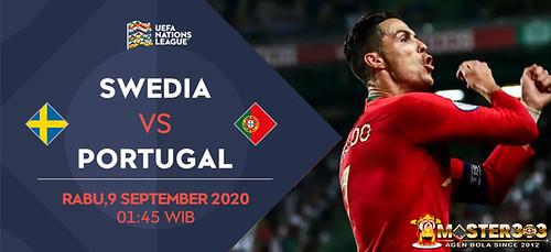 Prediksi Swedia vs Portugal 9 September 2020 : Kembalinya Ronaldo