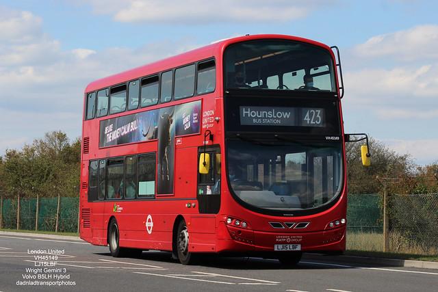 London United - VH45149