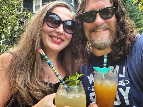 Matt & Melissa send love from NJ in crazy times.