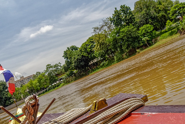 Boat trip Mae Ping river cruises - Chiang mai (89 sur 108)