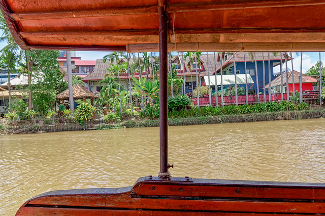 Boat trip Mae Ping river cruises - Chiang mai (86 sur 108)