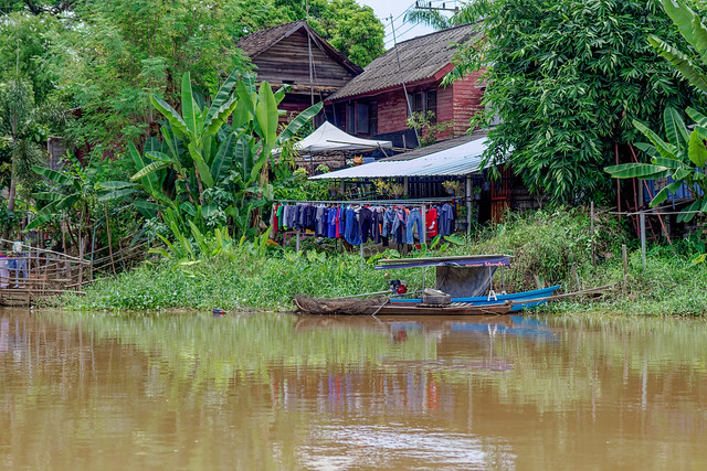 Boat trip Mae Ping river cruises - Chiang mai (78 sur 108)