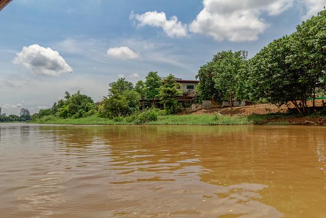 Boat trip Mae Ping river cruises - Chiang mai (76 sur 108)