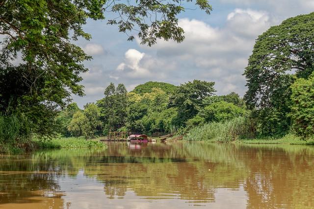 Boat trip Mae Ping river cruises - Chiang mai (28 sur 108)
