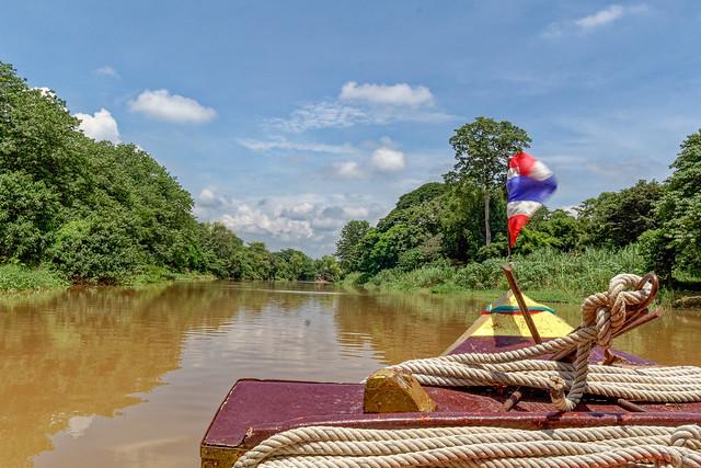 Boat trip Mae Ping river cruises - Chiang mai (20 sur 108)