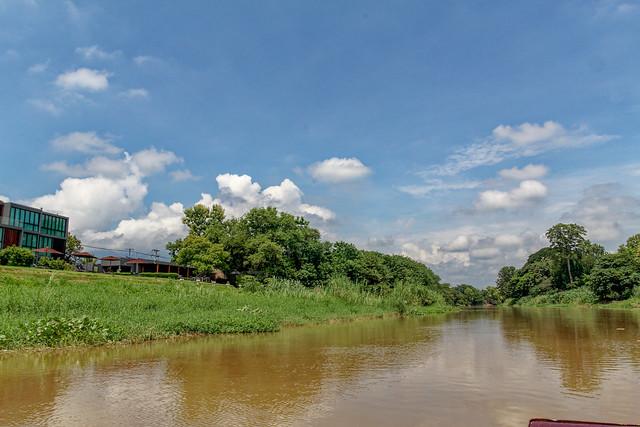 Boat trip Mae Ping river cruises - Chiang mai (19 sur 108)