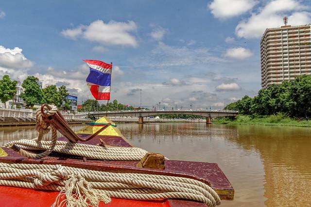 Boat trip Mae Ping river cruises - Chiang mai (8 sur 108)