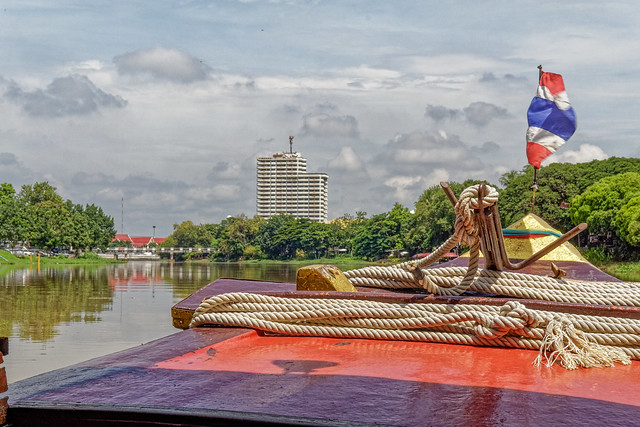 Boat trip Mae Ping river cruises - Chiang mai (5 sur 108)