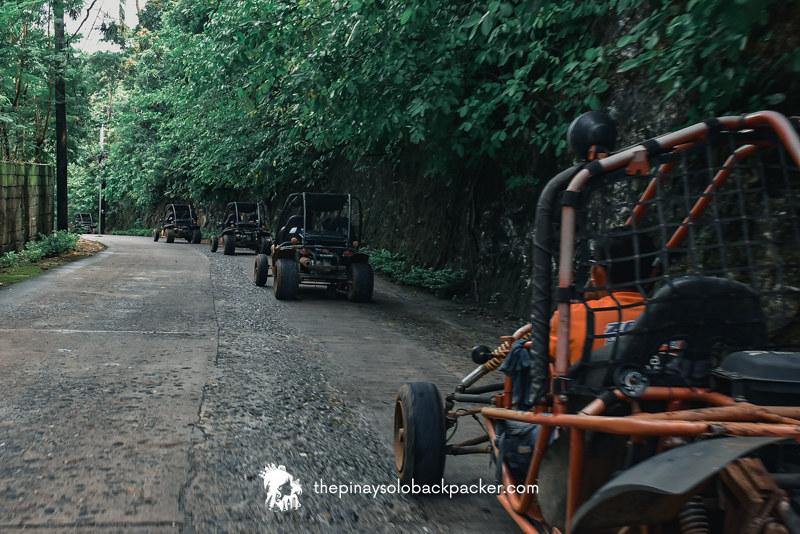boracay itinerary: Boracay ATV Tour