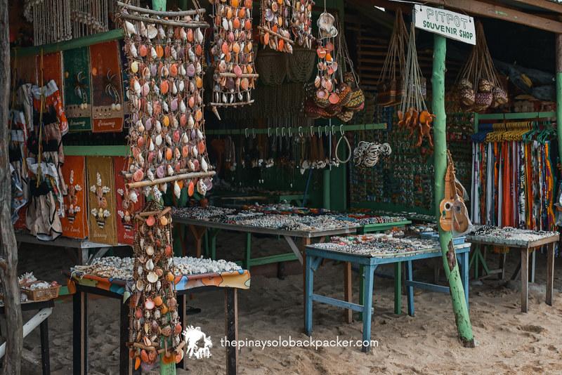 boracay souvenirs