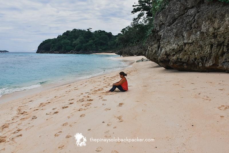 BORACAY BEACH: PUKA SHELL BEACH