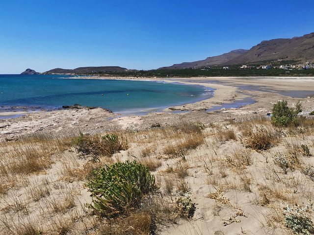 Alatsolimni beach, Xerokampos [explored]