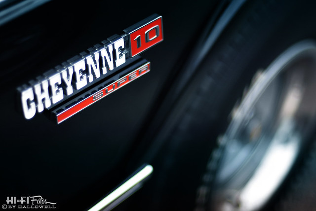 A Super Cheyenne 10