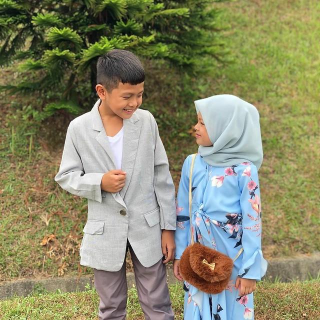 Neelofa Junior, Che Naura Auni Curi Perhatian Dalam Parodi PELUANG KEDUA