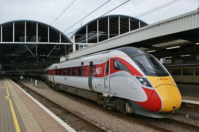 LNER 801208