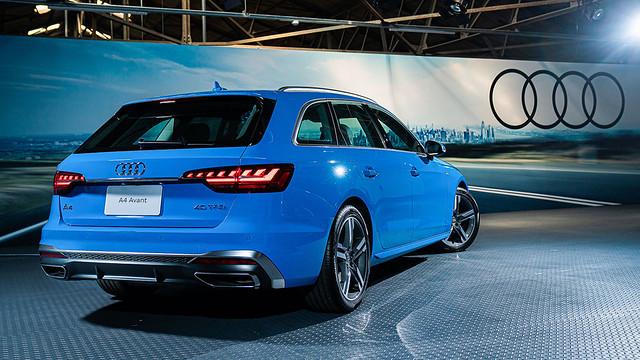 現場活動照_Audi A4 Avant_2