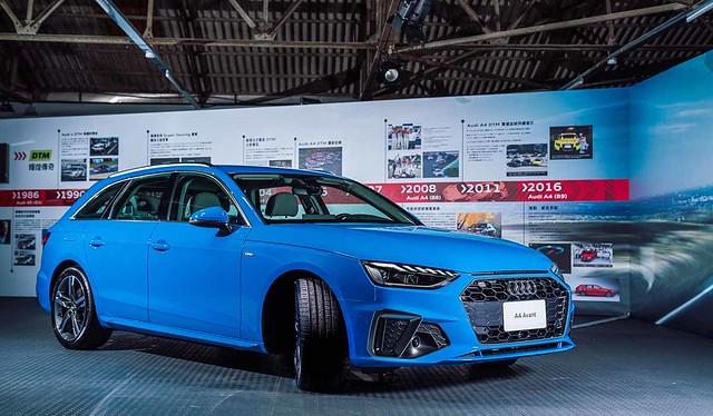 現場活動照_Audi A4 Avant
