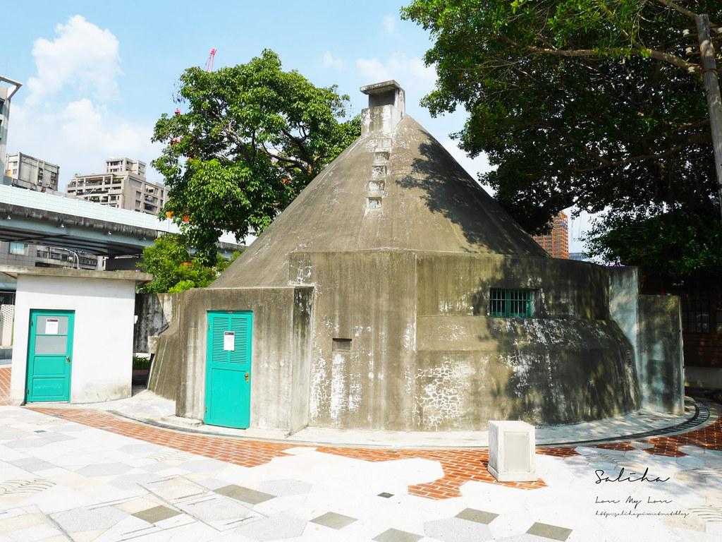 台北一日遊景點推薦國立臺灣博物館鐵道部雨天景點親子景點好玩好拍 (2)