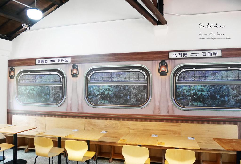 台北一日遊國立臺灣博物館鐵道部美食用餐廳北門站台北車站附近餐廳 (3)