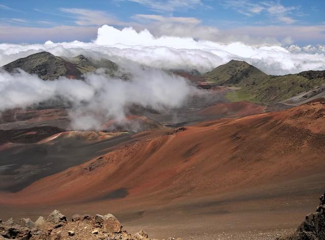Haleakala National Park - Hawaii