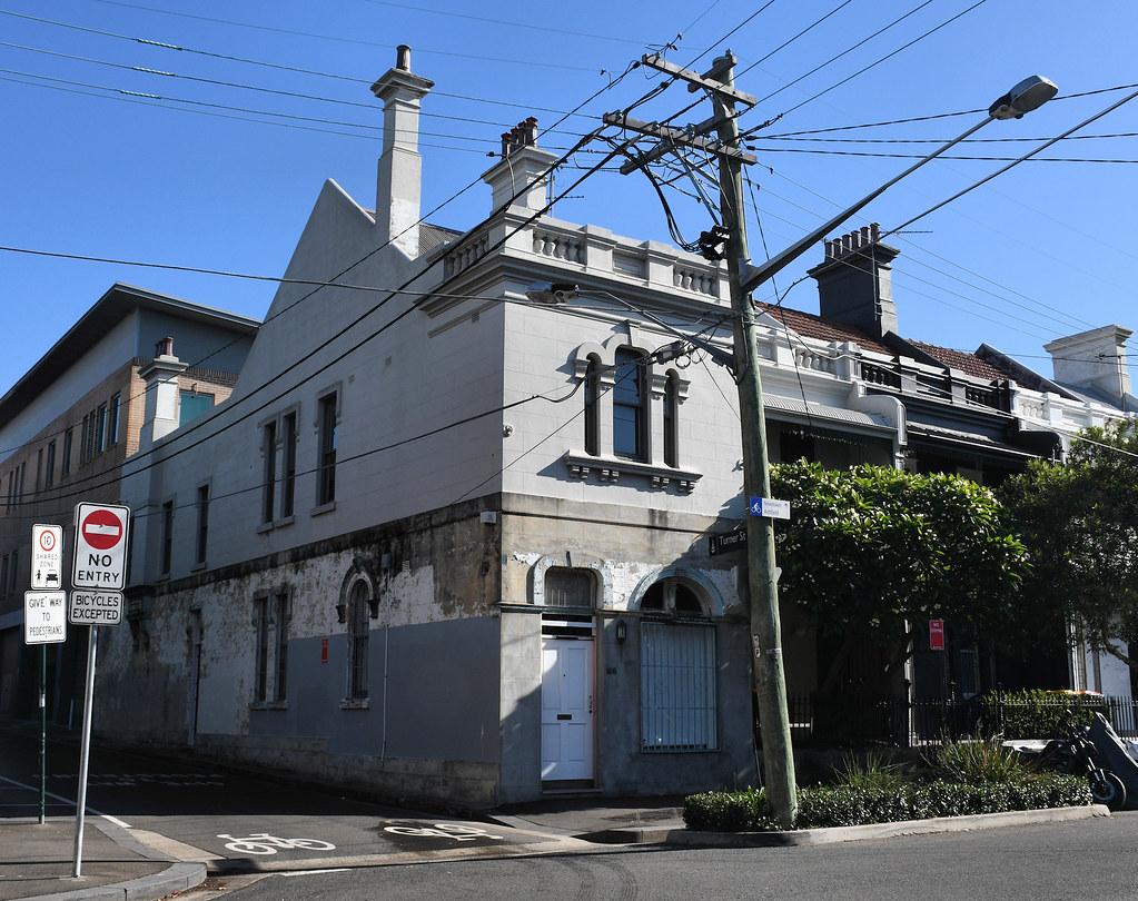 Former Shop, Redfern, Sydney, NSW.