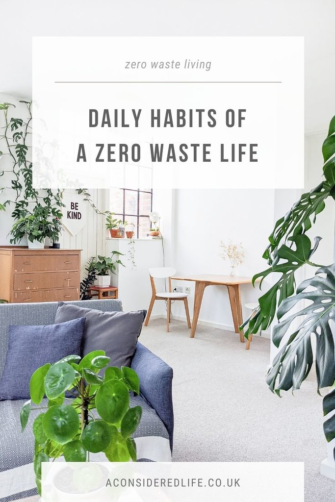 Daily Zero Waste Habits
