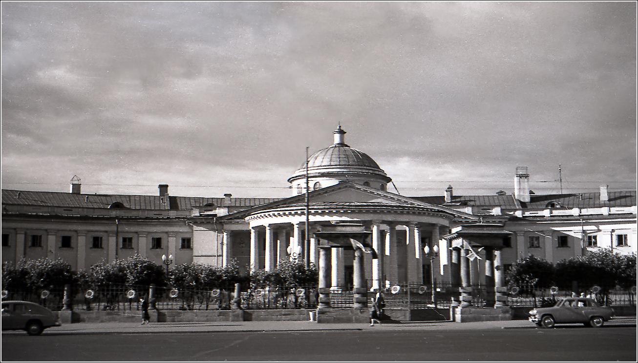 98. 1967. Садовое кольцо