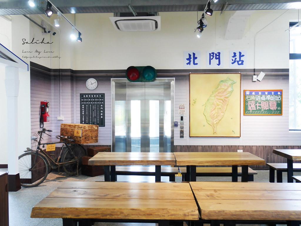 台北車站附近景點一日遊國立臺灣博物館鐵道部販賣部價目表小吃零嘴 (2)