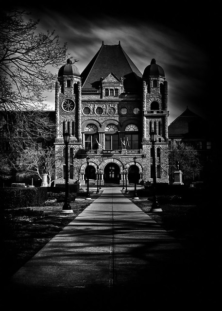Ontario Main Legislative Building