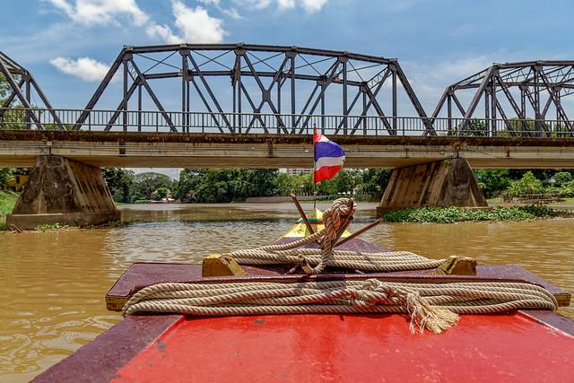 Boat trip Mae Ping river cruises - Chiang mai (87 sur 108)