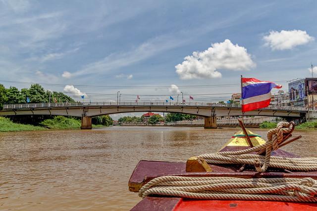 Boat trip Mae Ping river cruises - Chiang mai (83 sur 108)