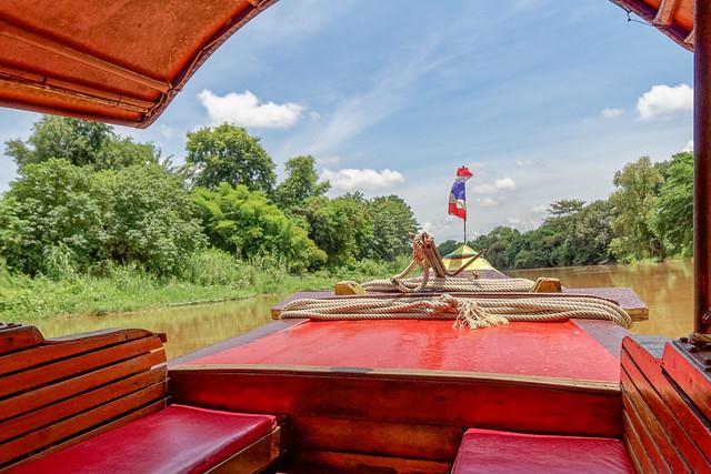 Boat trip Mae Ping river cruises - Chiang mai (63 sur 108)