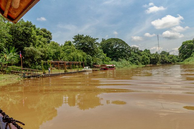 Boat trip Mae Ping river cruises - Chiang mai (62 sur 108)