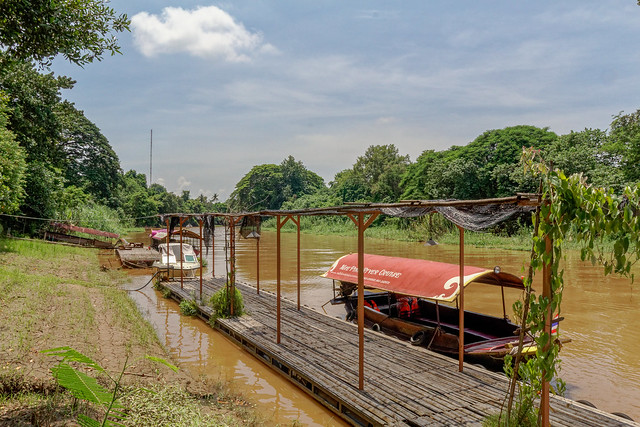 Boat trip Mae Ping river cruises - Chiang mai (33 sur 108)