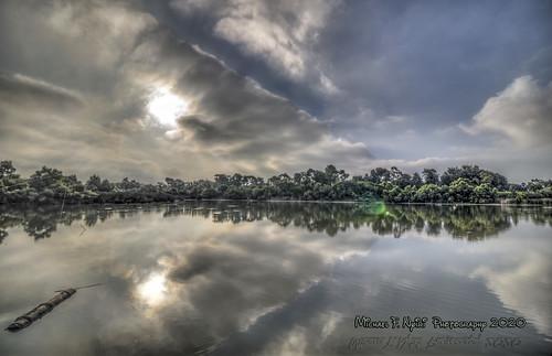 kenmalloyharborregionalpark lakemachado lake sunrise morning reflections