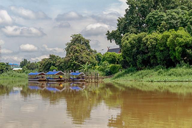 Boat trip Mae Ping river cruises - Chiang mai (10 sur 108)