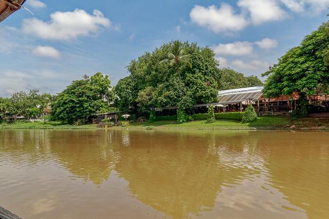 Boat trip Mae Ping river cruises - Chiang mai (6 sur 108)
