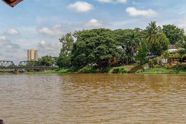 Boat trip Mae Ping river cruises - Chiang mai (1 sur 108)