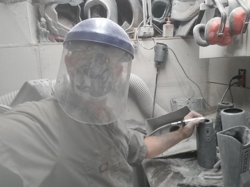 Noisy Dusty Room